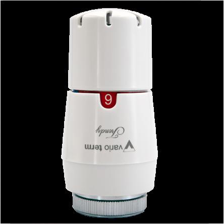 GH.02 TRENDY gwint M28x1,5 glowica termostatyczna od Vario Term